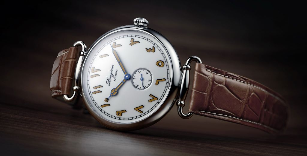 Introducing The Longines Heritage 1918 Middle East Edition