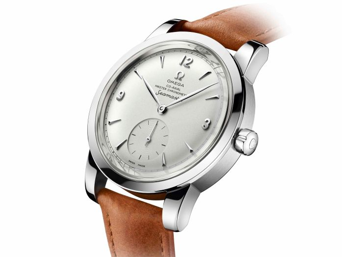 8238da659390 Introducing the Omega Seamaster 1948 Limited Editions - WatchTime