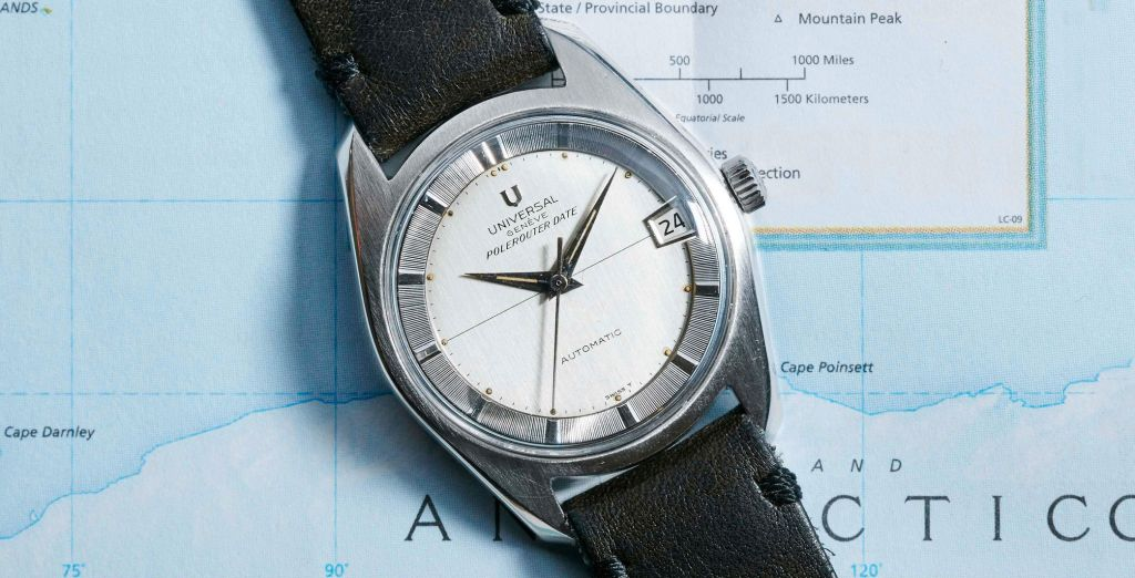 universal genève polerouter affordable vintage classic watchtime