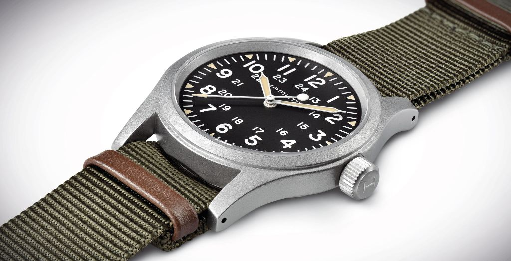 Based on the tool watches Hamilton made for the US military 1c07e7eb65