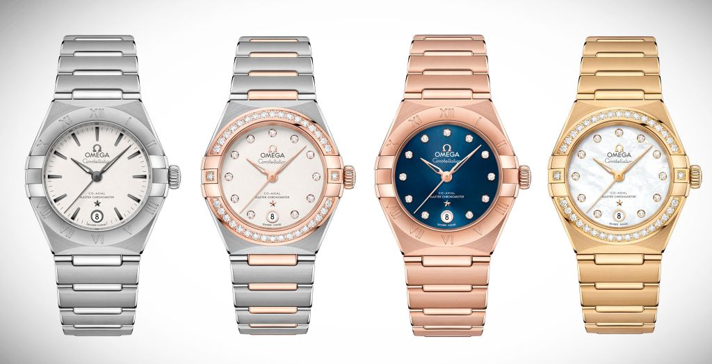 6bd89bb59a6 Introducing the new Omega Constellation Line - WatchTime