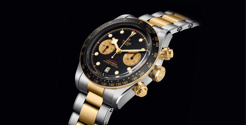 3c79f4f1756 Meet the Tudor Black Bay Chronograph S&G - WatchTime