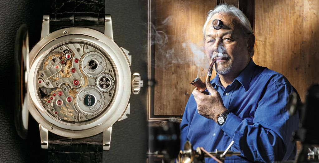 The curious case of philippe dufour watchtime for Grande sonnerie