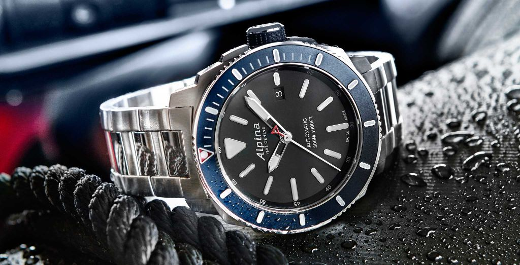 Alpina Introduces New Seastrong Diver Models WatchTime - Alpina diver watch