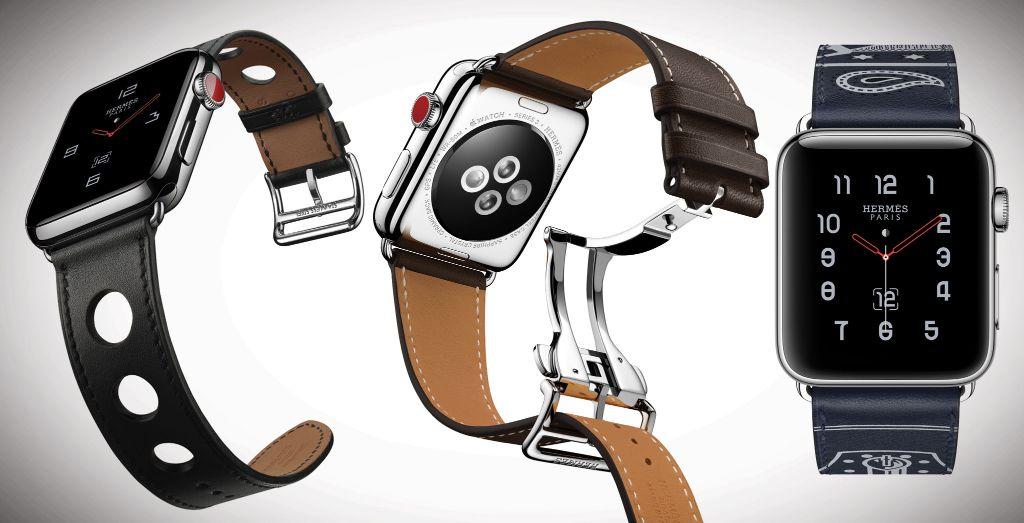 Meet the Apple Watch Hermès Series 3