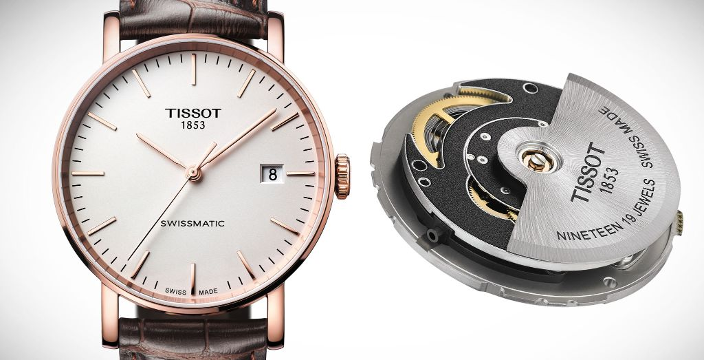 Automatic for the People: Tissot Everytime Swissmatic ...