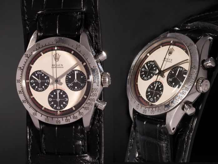 Paul Newman S Rolex Daytona Sells For Record 17 7 Million Watchtime